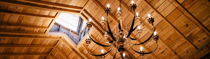 houten plafond in Herentals schilderen