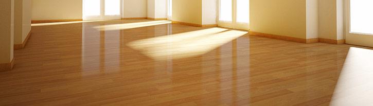 houten vloer verven