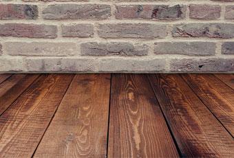 vloer van hout verven