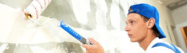muur schilderen Rotselaar