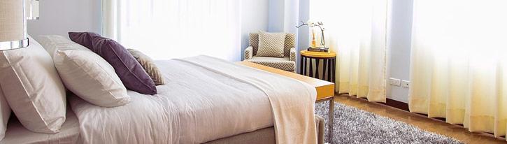 slaapkamer in Beveren verven